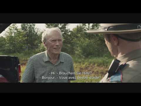 THE MULE | Official Trailer | English / Deutsch / Français Edf Sub