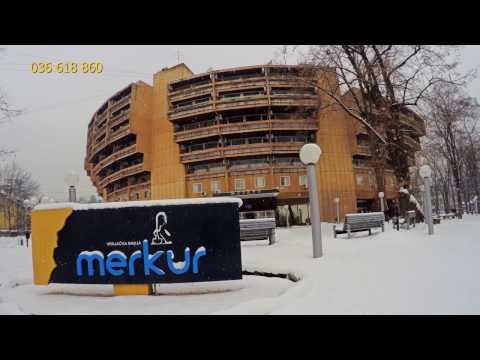 Zima u Merkur Vrnjačka Banja