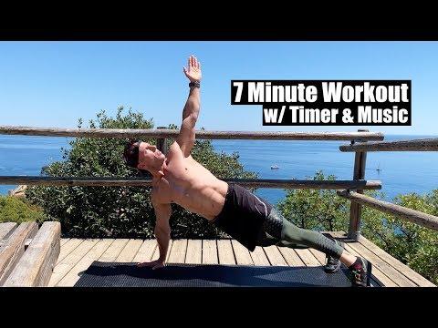 7 Minute Workout Music & Timer w/ Italo Naibo