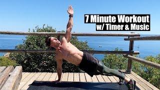 7 Minute Workout Music & Timer - w/ Italo Naibo