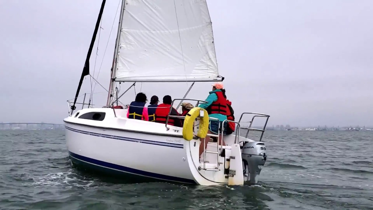 National Veterans Summer Sports Clinic - Sailing