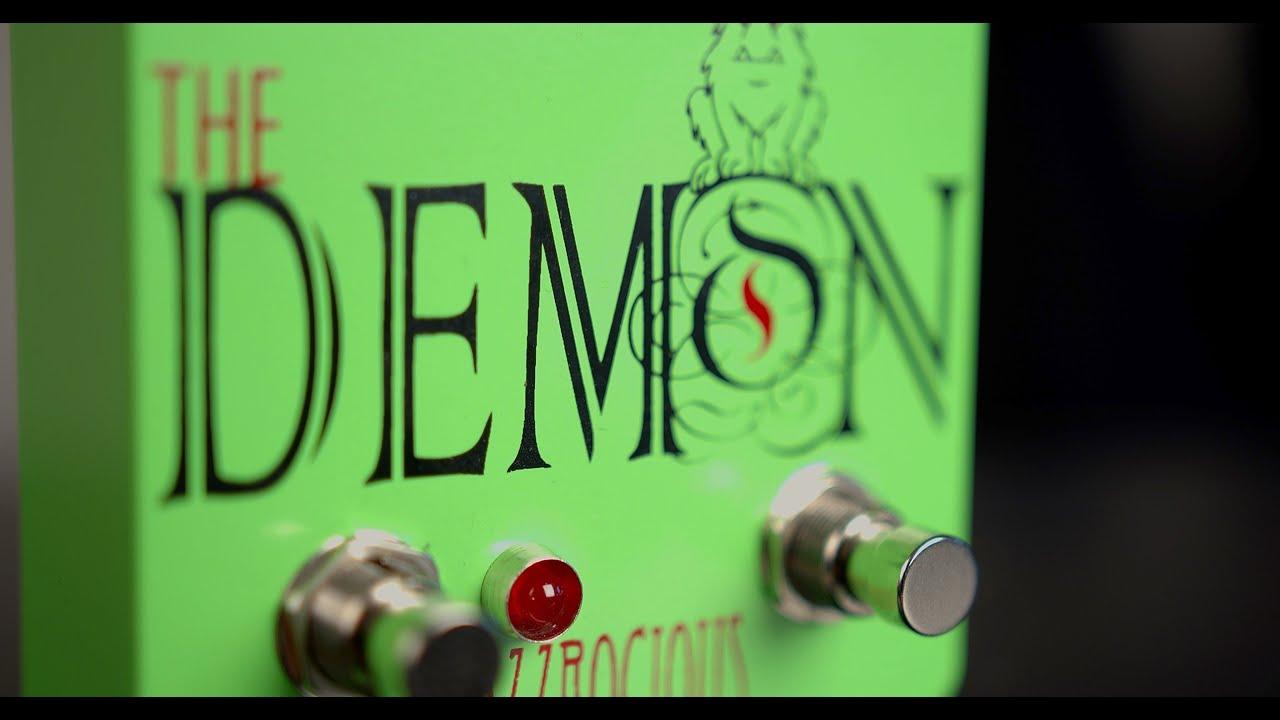 Fuzzrocious Demon Bass Demo