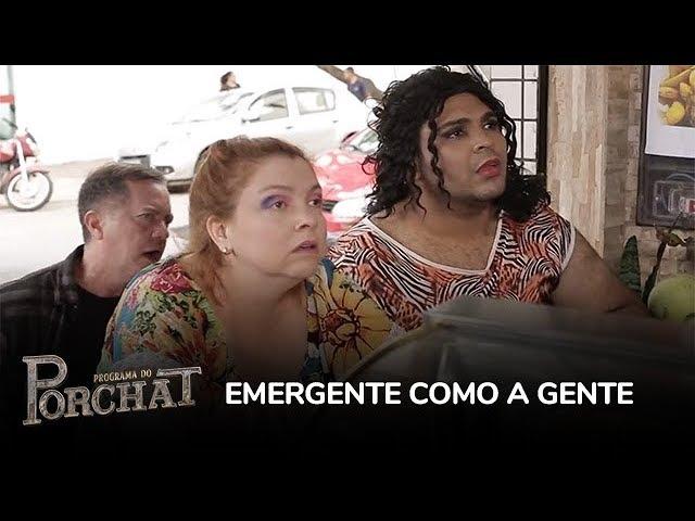 EMERGENTE COMO A GENTE | O FIM