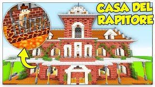SCAPPIAMO DALLA CASA TRAPPOLA DEL RAPITORE! - Minecraft ITA