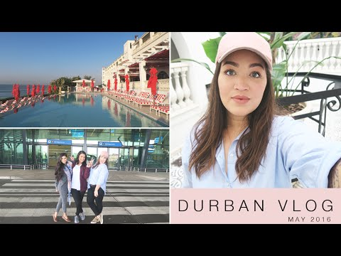 MY FIRST VLOG! | FLYING TO DURBAN, BLOGGER ADVICE & THE OYSTER BOX | South African Vlogger