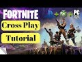 Can You Play Fortnite With Pc And Ps4