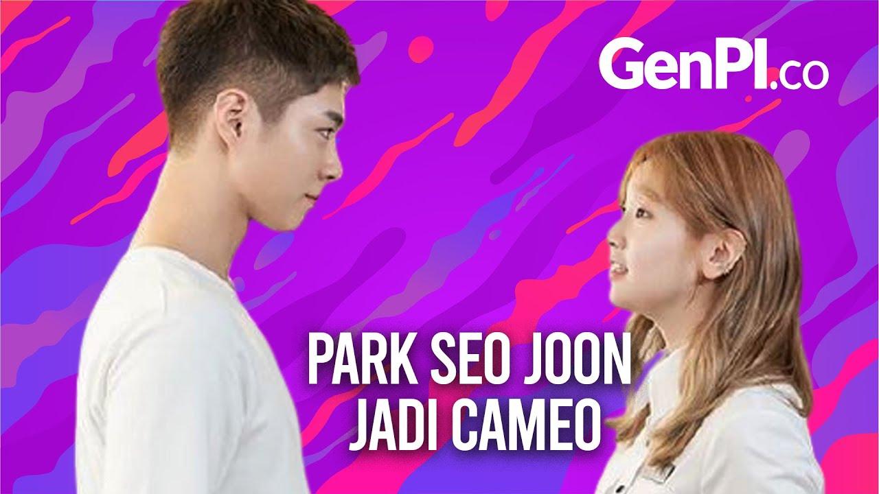 Asyik Park Bo Gum Ketemu Park Seo Joon Lagi di Drakor Record Of Youth