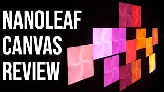 Nanoleaf Canvas Review: The LEGO of Smart Lights