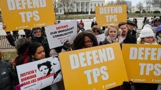 Trump pulls the plug on immigrants from El Salvador Video