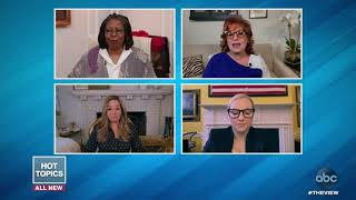 "Joy Behar Sets Record Straight on Retirement: ""I'm not leaving the show!"" 