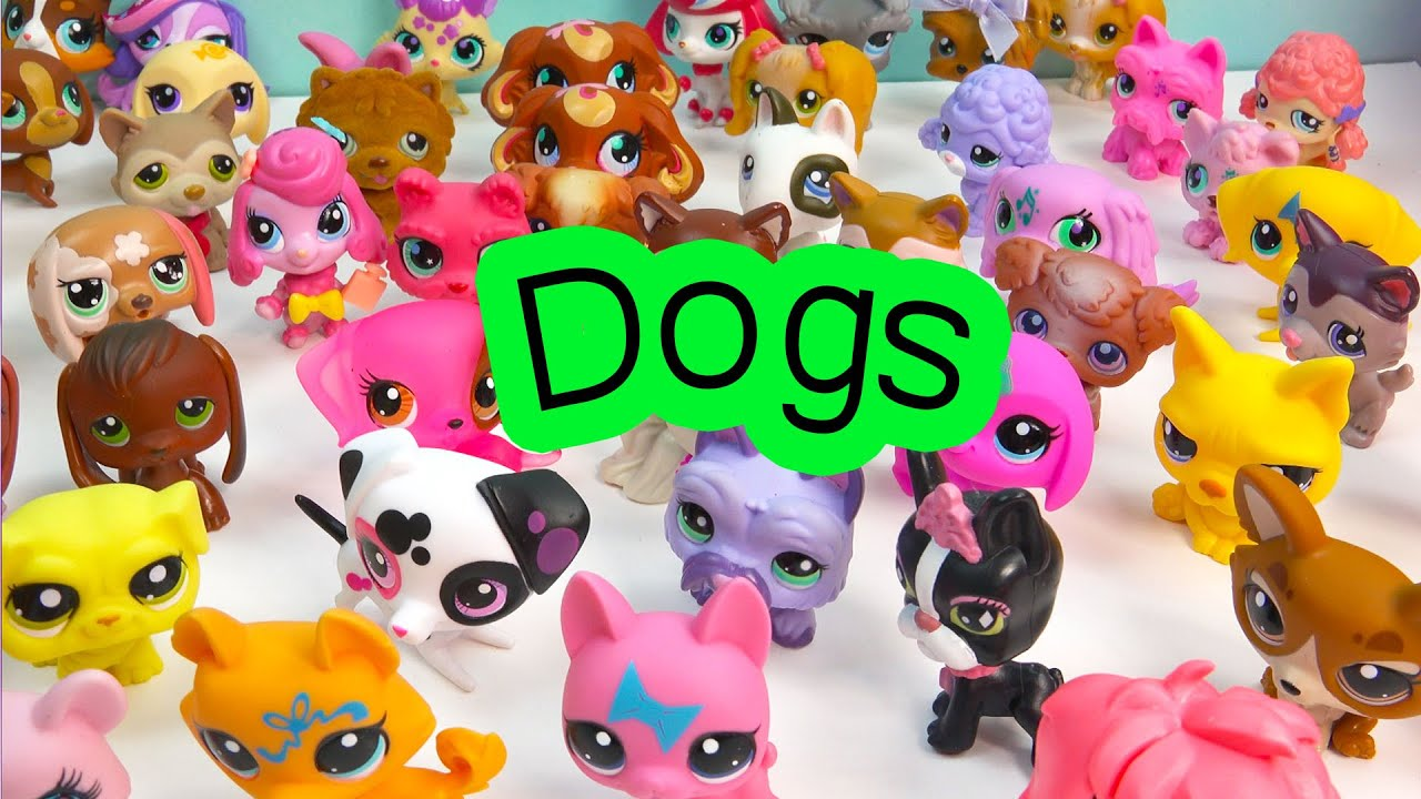 Lps Dogs Names