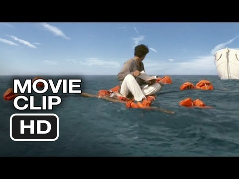 Life of pi flying fish clip with ang lee intro in cine for Life of pi movie analysis