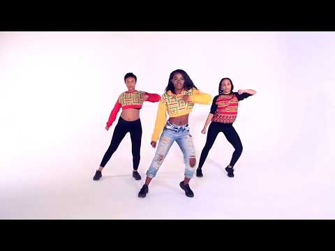 Afrobeat Dance Tutorials with Sherrie Silver - Cut It Choreography