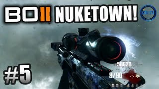 BLACK OPS 2 Nuketown Zombies! Ali-A LIVE Part 5! - Call of Duty: BO2 Nuketown Zombies Gameplay