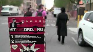 SXSW hitRECord Backpack RECording Documentary