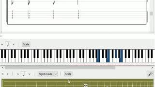 Chrisye Juwita Jockie Suryoprayogo | Intro | Karaoke | Instrumen | Akord Belajar Partiture Tablature