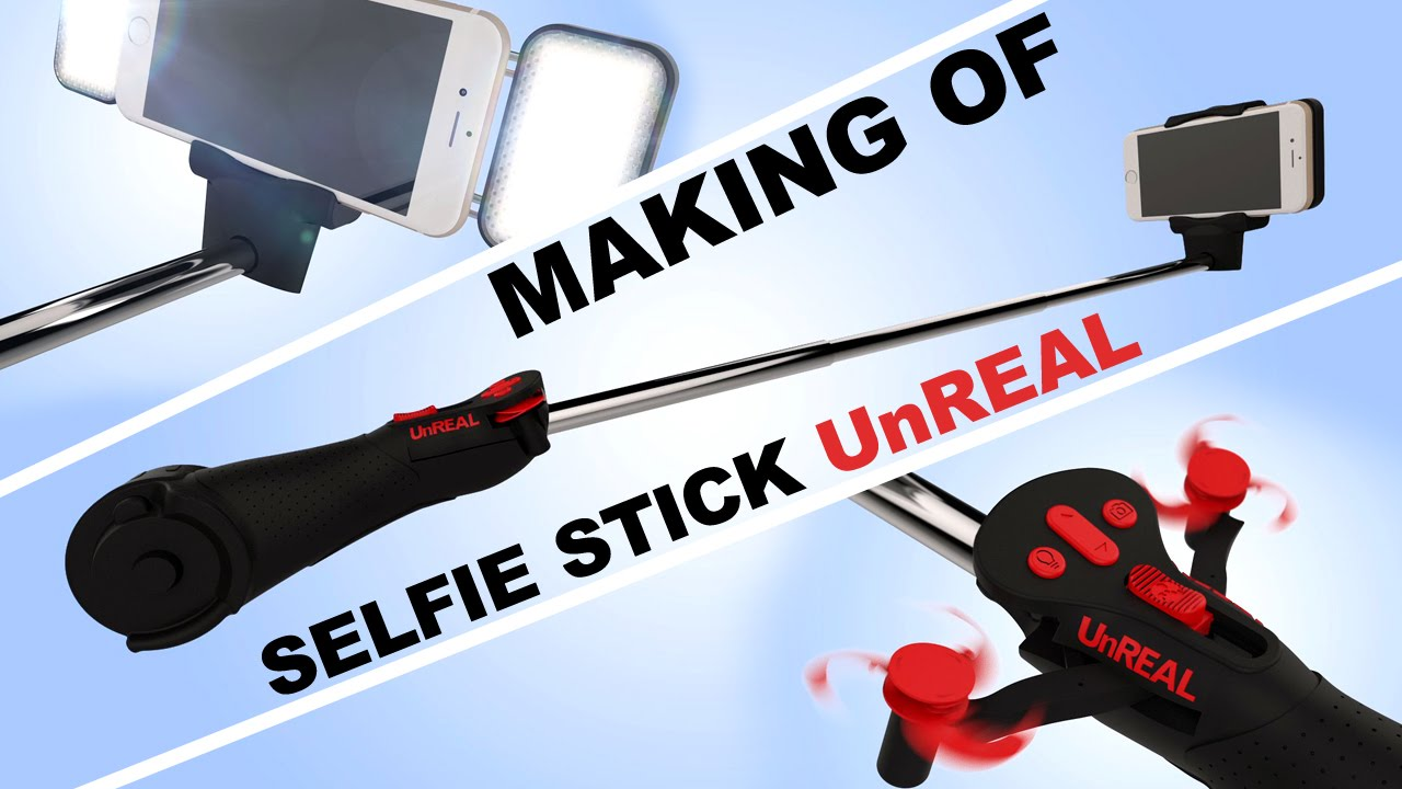 how to make a selfie stick