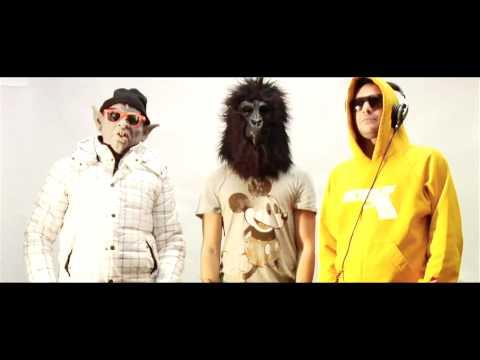 SIMON DE JANO Ft TWO FINGERZ - KONG FUSION IS TRUE  (Official Video)