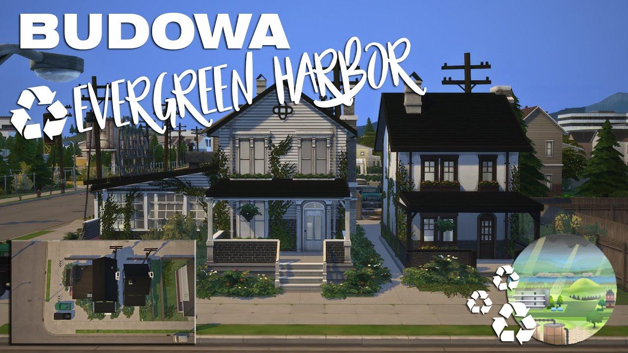 🍽️ RODZINNA RESTAURACJA I DOMY ♻️ -Budujemy Evergreen Harbor #08/1 ♻️ |NOCC|
