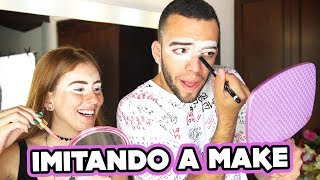 TENTEI IMITAR A MAKE DA MARI MARIA (ft. Mari Maria) thumbnail