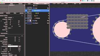 Apple Motion 5: Cycle Chain Tutorial Pt 1