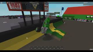 Roblox Monster Jam Commentary #233 (Duncan Tave)