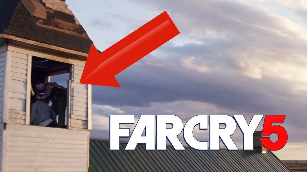 Far Cry 5 Mini Trailer Breakdown Location Time Period Religion Full Reveal Date Youtube