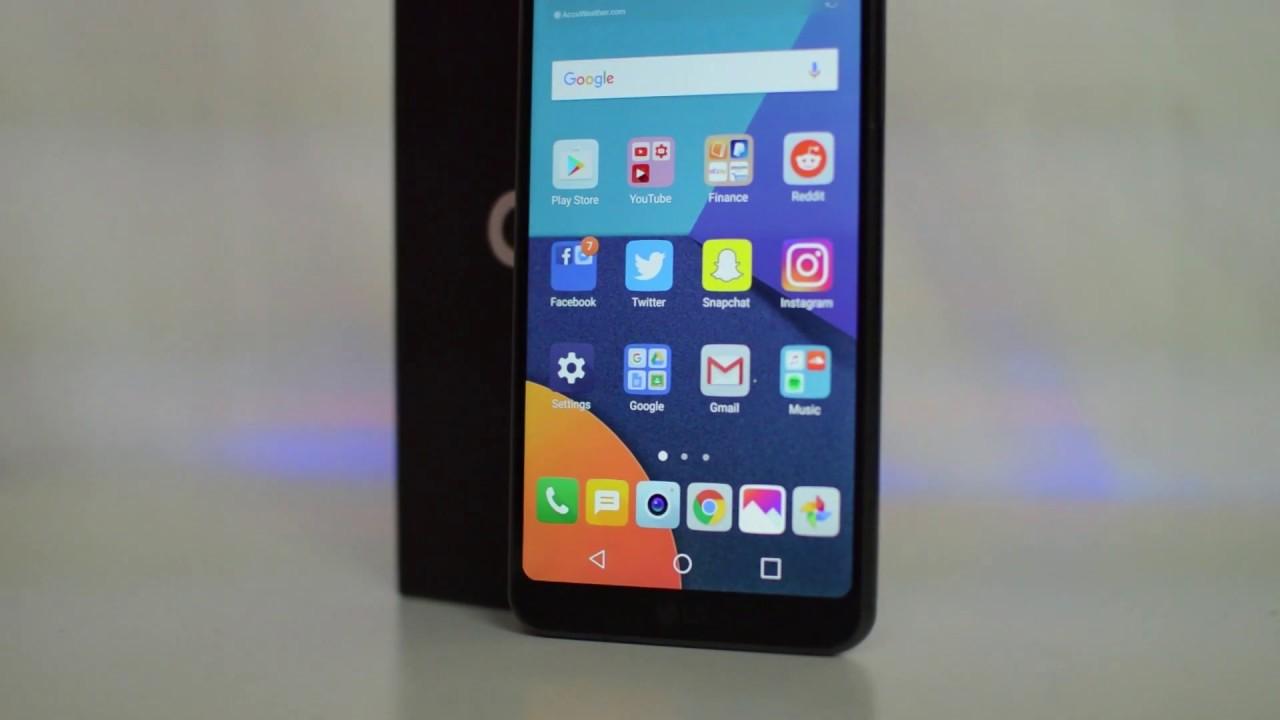 Factory Unlock LG G6 PIN Code Official Sim Network Unlock GSM CDMA
