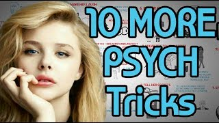 10 MORE Psychological Tricks To Get Her To Like You - How to make a girl fall in love with you!