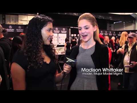 Fashion Shenzen Mercedes Benz Fashion Week New York Spring 2015 | BACKSTAGE