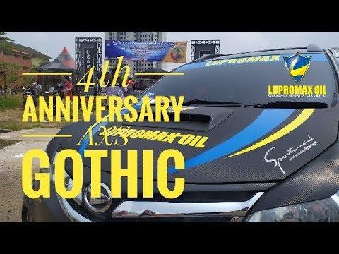 4th Anniversary AXS Gothic