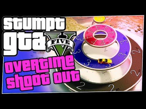 GTA 5 Online - #62 - Eyebrow Overtime (GTA V Overtime )