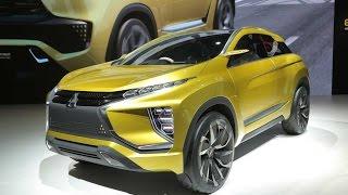 Mitsubishi EX Concept - 2015 Tokyo Motor Show