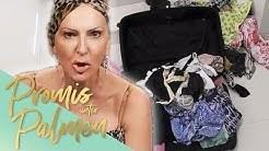 Désirée eskaliert! Sie packt Claudias Koffer und schmeißt sie raus!   Promis unter Palmen   SAT.1