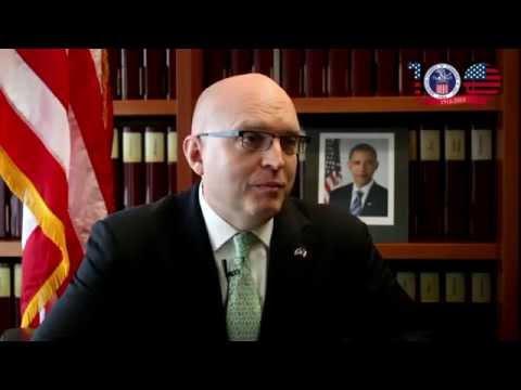 Intervista al Console Generale degli Stati Uniti a Milano, Amb. Philip T. Reeker