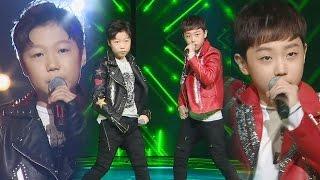 보이프렌드, 모든 것이 완벽한 무대! 'Turn Up The Music'  《KPOP STAR 6》 K팝스타6 EP30