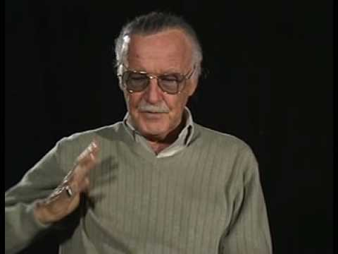 Stan Lee Interview Part 1 of 3 - EMMYTVLEGENDS.ORG - YouTube