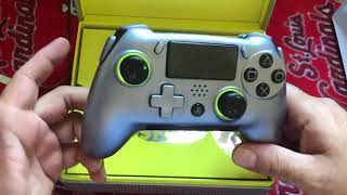 The Average Guy Unboxing Of Scuf Vantage Ps4 Controller Exclusively From Gamestop