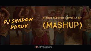DJ SNAKE x DJ SHADOW DHRUV - Dil Cheez Tujhe Dedi vs A Different Way (Mashup) |  | HD