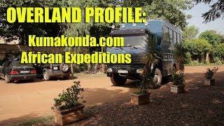Overland Profile: Kumakonda African Expeditions