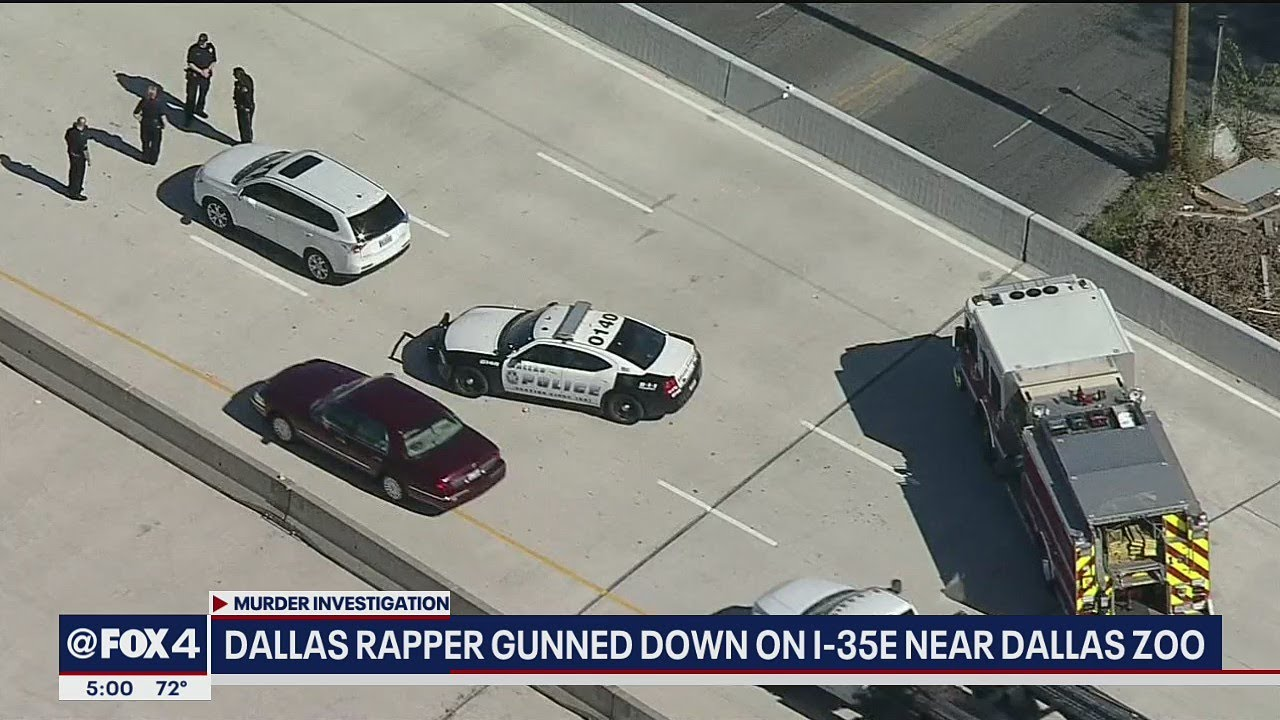 Rapper Mo3 Shot And Killed On Dallas Freeway