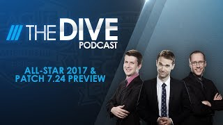 Video The Dive: All-Star 2017 & Patch 7.24 Preview (Season 1, Episode 32) download MP3, 3GP, MP4, WEBM, AVI, FLV Juni 2018