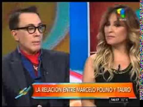 ¿Peligra la amistad Marcelo Polino y Marcela Tauro por cuestiones del Bailando?