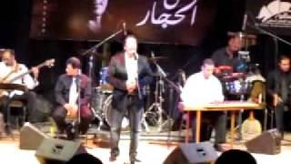 علي الحجار - بوابة الحلواني - 27-4-2011 - ساقية الصاوي
