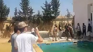 Footage Shows Militia at US Compound in Libya