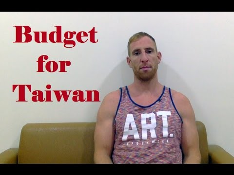 Monthly Budget in Taiwan | ExpatsEverywhere
