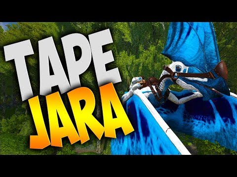 Ark Survival Evolved - Heavenly Tapejara (Modded Ark Gameplay Gaia & Project Echelon Dinos Part 8)