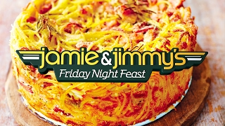 Friday Night Feast | Carbonara Cake | 8pm. Channel 4. Friday. UK