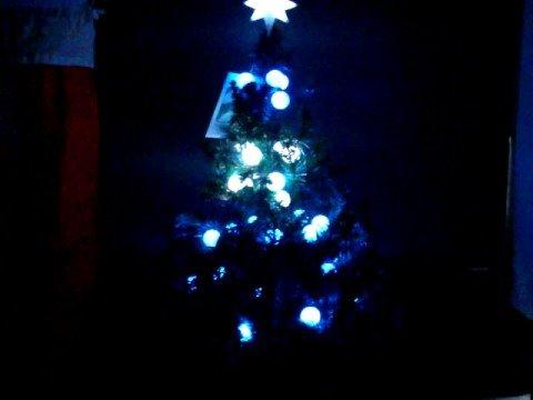 4ft Gemmy LightShow Tree