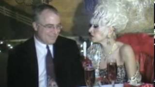 TV Host Cognac Wellerlane interviews Owner Fred Strackhouse at the Stockton Inn